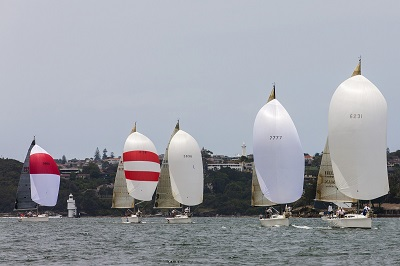 The Sydney 38 competition is sure to be tight - Andrea Francolini
